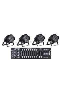 Light Controller DMX 512+LED Par Light FS-L354P