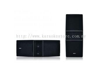 BJ-S385/BJ-385W 6.5'' 2-WAY 4 SPEAKERS