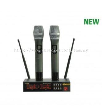BJ-U100 Professional Wireless Microphone