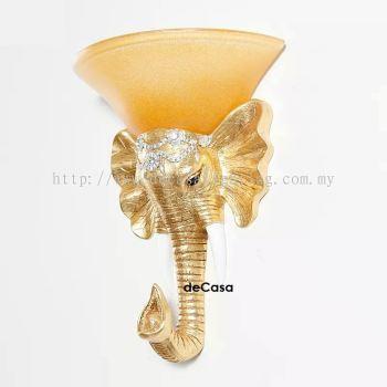 OLY-707M-Elephant Wall Light