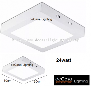 24W LED SURFACE DOWNLIGHT
