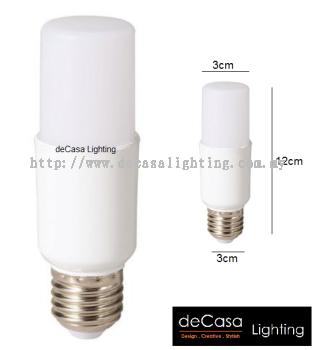 LED A37/E27 STICK BULB - 10W