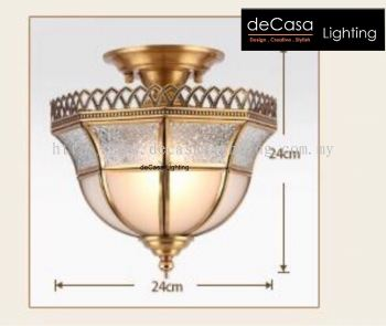CEILING LIGHT MODERN CLASSIC GOLD PENDANT LIGHTING