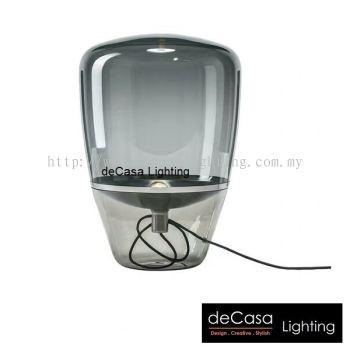 DESIGNER MODERN TABLE LAMP GLASS