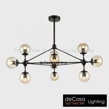DESIGNER PENDANT LIGHT UBS-MD5098-10