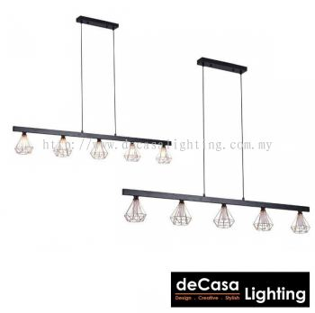 Modern Pendant Light (ZF6544-5)