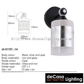 Modern Contemporary Wall Light (JA81107-1)
