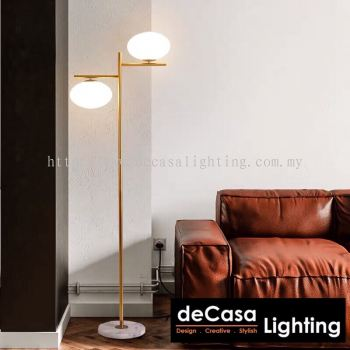 Designer FLOOR Lamp - Gold Series