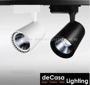 30W TRACK SPOTLIGHT LED