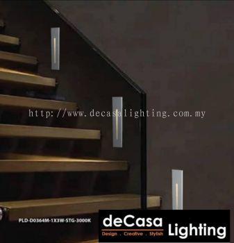 Conceal, Step Light 3W IP65