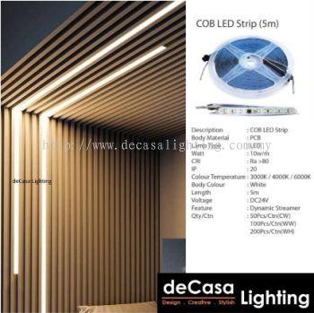COB LED 5 METER DC 24V