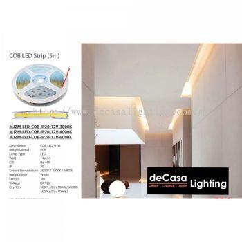 COB LED 5 Meter DC 12V