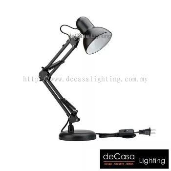TABLE LAMP STUDY DESK LAMP (810B-BK)
