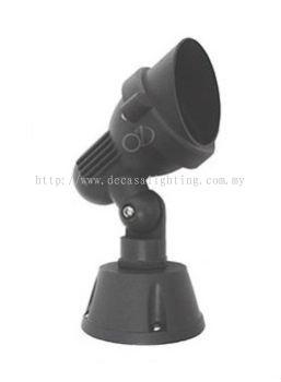 LW0013 S/SG - OUTDOOR WALL LIGHT