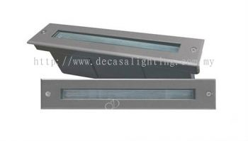 SL4508 B/SG ( LED WW,BL) - OUTDOOR STEP LAMP