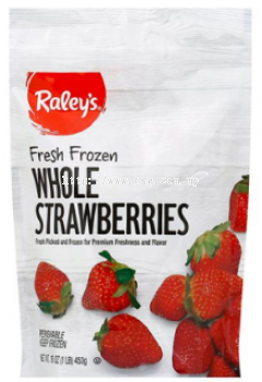 Raley's Whole Strawberries