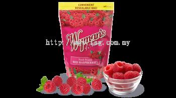 Wyman's Red Raspberies 12oz