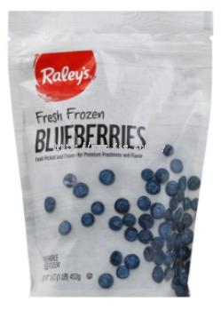 Raley's Blueberries 16oz