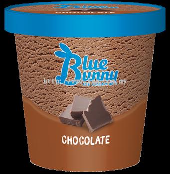 Blue Bunny Pint Chocolate