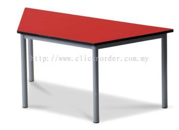 Trapezium Writing Table