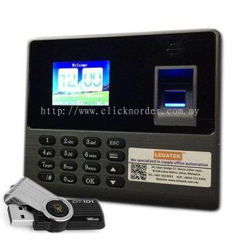 LEDATEK BC-188i Thumbprint Machine