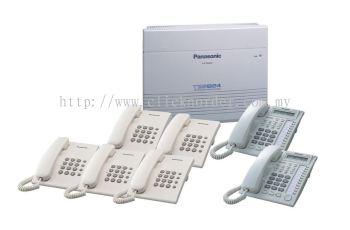 TES 824- Keyphone Package B