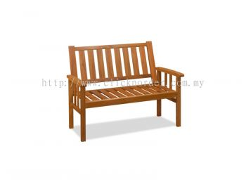 New York 2-Seater Bench