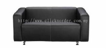 Alpha Sofa - 2 Seater