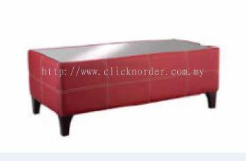 Camelia Sofa - Main Table (Glass Top)