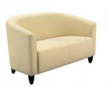 Couch Sofa - 2 Seater