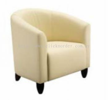 Couch Sofa - 1 Seater