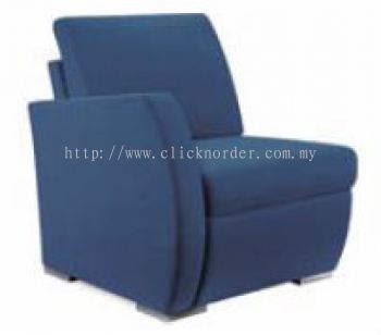 Zita Sofa - 1 Seater (Right Arm)