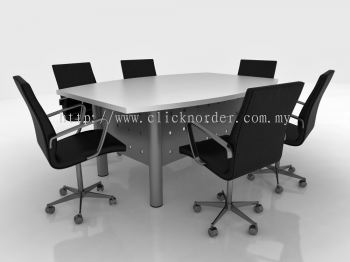 T-Pole Conference Table