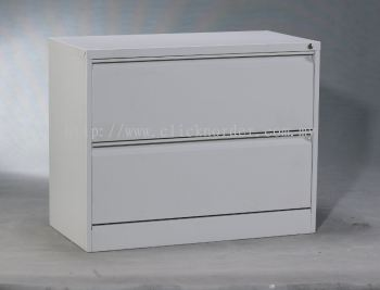 Lateral 2 Drawers