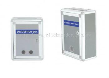 Complaint & Suggestion Box