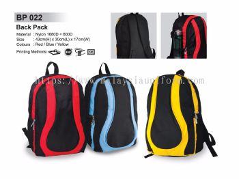 BP 022 Backpack