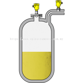 Acid level control and pressure monitoring