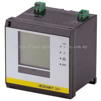 CONTROLLER VEGAMET 381   Remote Display Digital Indicator
