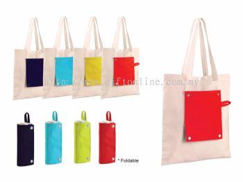 Foldable Cotton Bag 0520