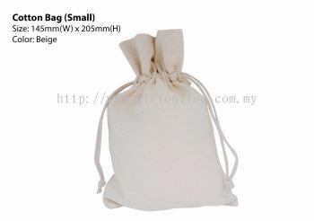 Cotton Drawstring Bag - Big 0250