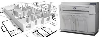 Plan Photocopy Services (Mono/Colour)
