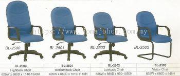 BL-2500/BL-2501/BL-2502/BL-2503