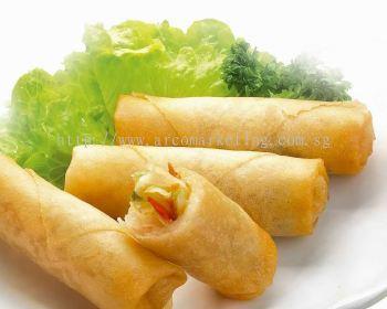Vegetable Spring Roll - Vegetarian