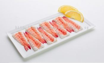Sushi Ebi / Shrimp for Sushi Topping (Halal Certified)