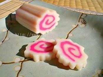 Sugiyo Brand Naruto Maki / Japanese Fish Cake