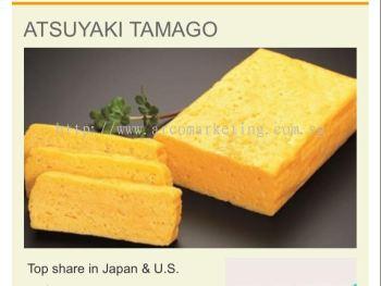 Tamagoyaki / Seasoned Egg Omelette
