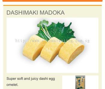 Dashimaki Madoka / Seasoned Egg Mantou