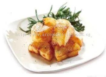 Potato Cube Wedges (1kg/pkt)