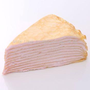 Hokkaido Mille Crepe Cake Strawberry Flavor