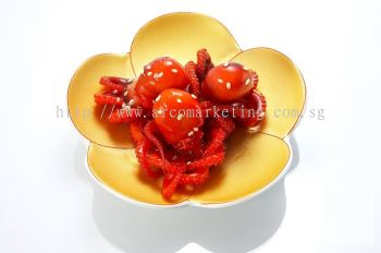 Seasoned Baby Octopus / Chuka Idako (2kg/pkt) (Non Halal)